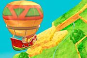【OMF6】世界樹の迷宮4の気球艇