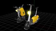 [OMF6] 折りたたみ電動バイク