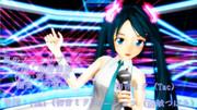 【MMD】「風のノー・リプライ 」歌唱モーション配布中