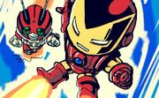 アイアンマン v ZX
