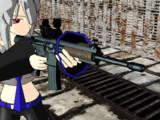 【OMF6】HK416 Remington ハンドガードver