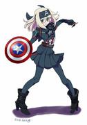 続々々・キャプテンアメリカJK