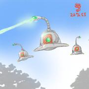 強襲攻撃型MS「マーズボール」
