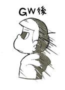 GWただいま