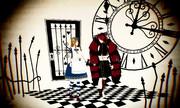 猫とアリス【ボリアリ】