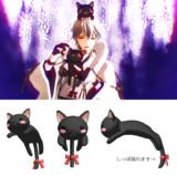 【MMD-OMF6】たれ猫【MMDアクセサリ配布】