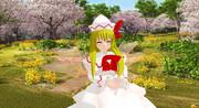 春の恋人 リリーホワイト