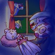 おやかたさまに ほれては いけないですよ パルキア。