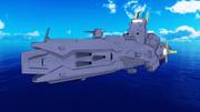 OMF-6  レパント級ミサイルフリーゲート艦 オリジン