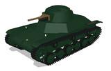 九八式軽戦車 ケニ 配布します!