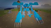 [Minecraft] ハイゴッグ(WIP) その2 [JointBlock]