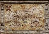 ユグドレア大陸地図