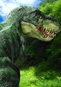 見返り美人なティラノサウルス
