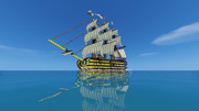 戦列艦Victoria