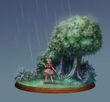 Log_0006 ー降り始めた雨ー