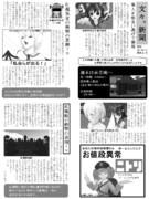 動画で使用した新聞