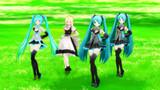 【MMD】HORIZONモーション Tdaミクさん&魔理沙ちゃん追加