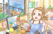 +*☆サイトオープン☆*+