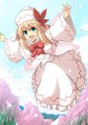 春を運ぶ妖精