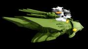 メダルーサ級殲滅型重戦艦<メガルーダ>