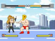 【gifアニメ】「見せてやる・・・日野の拳を!」