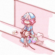 幽々子様の膝枕