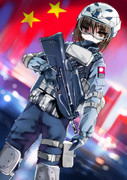 近未来・警察・WW1