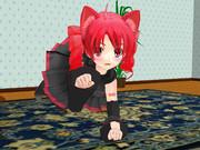 【MMD】ネコらぶテト