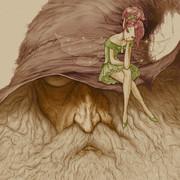 白ヒゲ魔術師とアンニュイ妖精