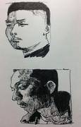 ホリ・トオルと阿部慎之介(小森)
