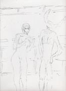【ヒーローアカデミア6話】主人公とヒロイン