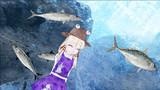 海の中の探索