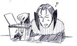 遊佐さん「コオロギより冷凍ねずみのが食いつきがいいですねぇ」