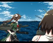 反航戦じゃ!まだまだ、筑摩には負けん!