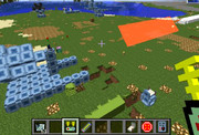 【Minecraft】3Dモデル導入テスト【JointBlock】