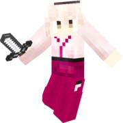 【Minecraft】沖田総司 全体図【fate/koha-ace 帝都聖杯奇譚】