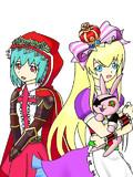 アリスとノンノ