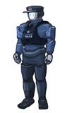 ロボット警察官的な何か