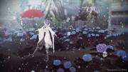 紫陽花とカミサマ。