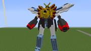 Minecraft」キミに最新情報公開しよう!part1「ガオガイガー」