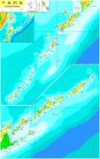千島列島全圖