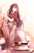 太正桜に浪漫の嵐