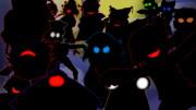 妖怪達の夜