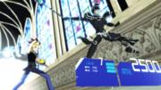 【遊戯王MMD】王と黒魔導師【20周年記念☆遊戯王MMD静画祭】
