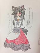 (女装注意)影狼コス桜田セキト