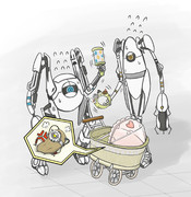 【Portal2】GLaDOSちゃんはご機嫌ナナメ