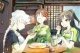 雲龍3姉妹の夏
