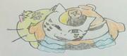 猫鍋(ニャンコ先生)