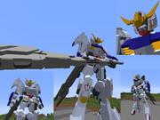 【Minecraft】 バルバトスっぽいもの その2 【JointBlock】
