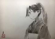 水墨画「鳳翔画」